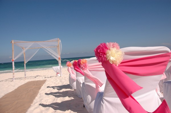 tulum wedding chairs