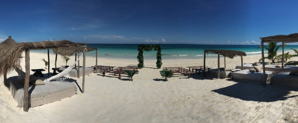 How Does A Wedding Day Look Like At Destination Weddings Tulum